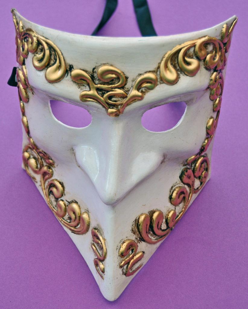 Bauta Decor (Venetian Masks 1)